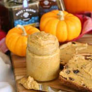 Pumpkin Spice Honey Butter Recipe