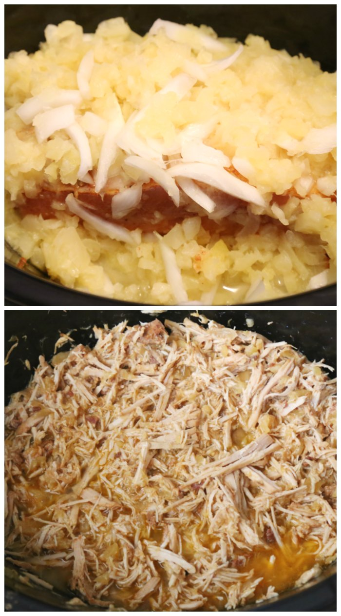 Slow Cooker Hawaiian Pulled Pork