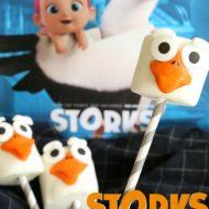 STORKS Marshmallow Pops
