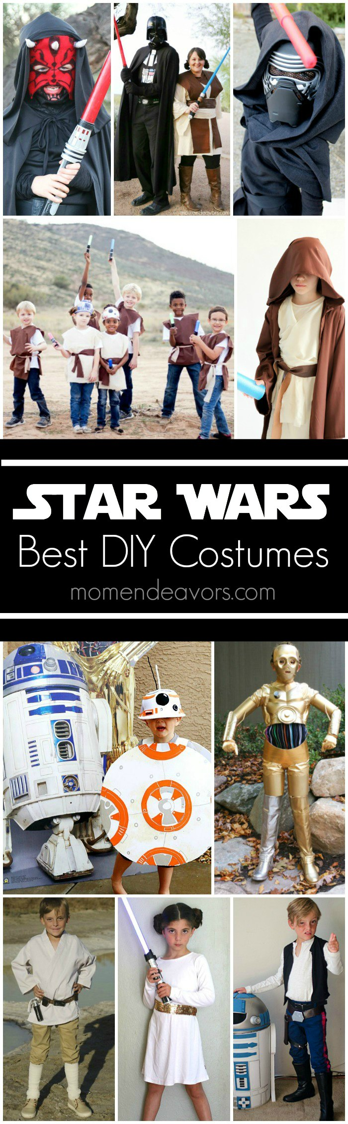 Best DIY Star Wars Costumes