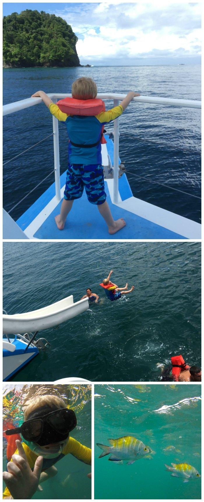Costa Rica Boat Trip Iguana Tours