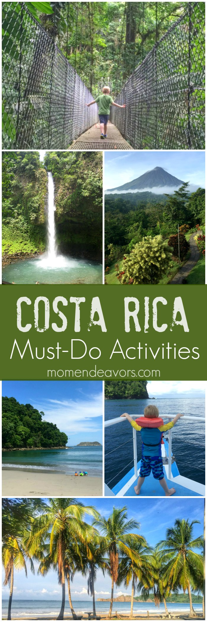 Must Do: 10 Must-Do Activities In Costa Rica With Kids