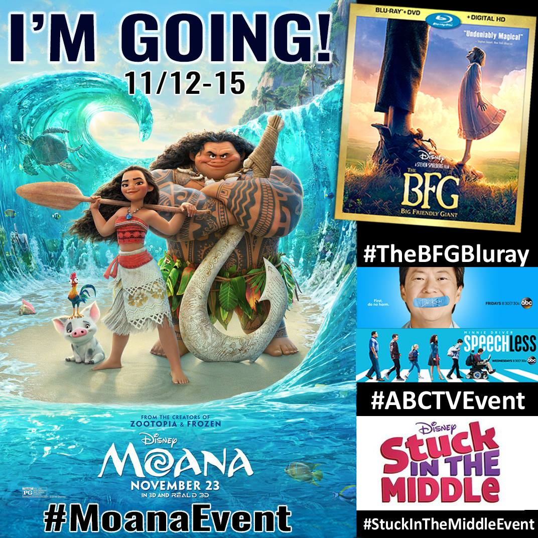 #MoanaEvent