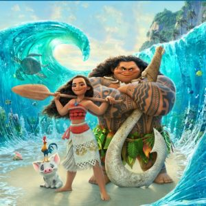 Reasons to See MOANA