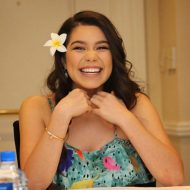 Exclusive Interview: Auli'i Cravalho is Moana