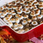 Candied Sweet Potato Casserole Recipe