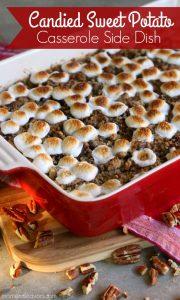 Candied Sweet Potato Casserole Recipe