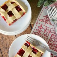 Cherry Slab Pie Recipe