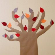 DIY Family Gratitude Tree