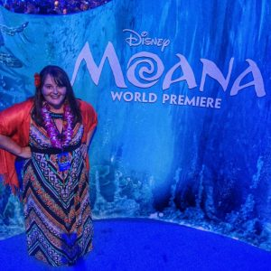 Moana Premiere