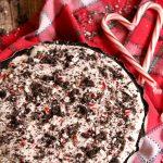 Peppermint Mocha Pie