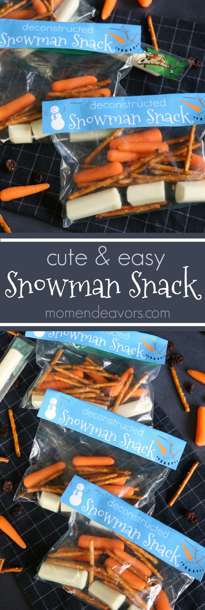 cute-easy-snowman-snack-idea
