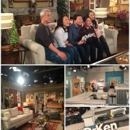 On the Set of ABC's Dr. Ken