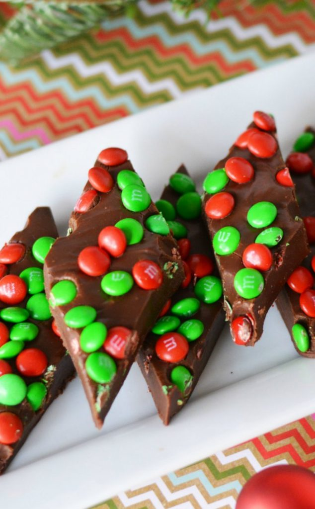 Easy Christmas Candy Fudge