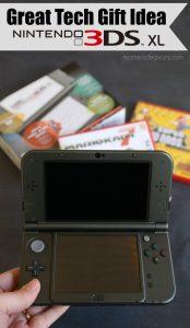 Tech Gift Nintendo 3DS XL