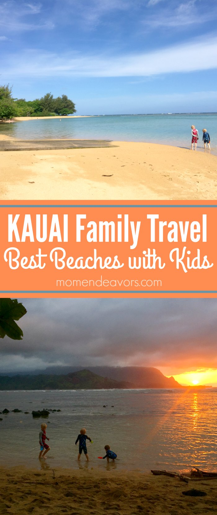 Best Kauai Beaches with Kids