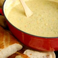 Easy Creamy Vegetable Soup