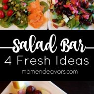 Four Fresh & Tasty Salad Ideas {Ruby Tuesday Gift Card Giveaway}
