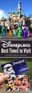 Best Times to Visit Disneyland