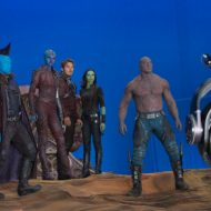 Filming Guardians of the Galaxy Vol. 2 On Set Experience with Director James Gunn & Cast