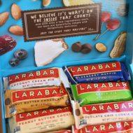 Healthy Snacking On-the-Go with LÄRABAR