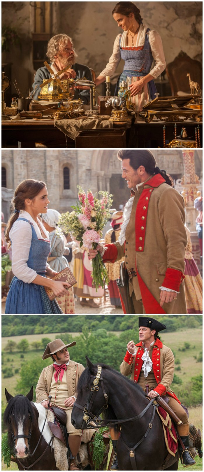 Beauty And The Beast Cast