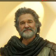 Kurt Russell Interview on the Set of Guardians of the Galaxy Vol. 2