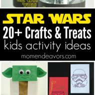 20+ Star Wars DIY Crafts & Treats