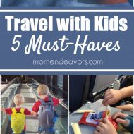 5 Must-Haves for Family Travel with Kids