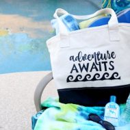 DIY Beach Bag & Summer Fun Must-Haves