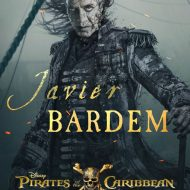 Exclusive Disney Pirates Interview with Javier Bardem as Captain Salazar