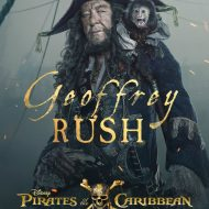 Exclusive Disney Pirates Interview with Geoffrey Rush as Captain Barbossa