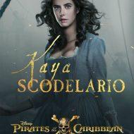 Exclusive Interview with Disney Pirates Actress Kaya Scodelario