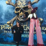 Pirates of the Caribbean: Dead Men Tell No Tales Hollywood Premiere Experience & Movie Review