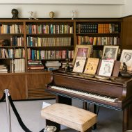 Take a Tour of Walt Disney's Office