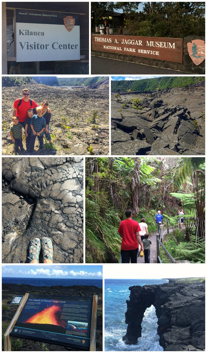 Hawaii Volcanoes National Park Activities