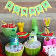 Summer Fun Watermelon Party Ideas