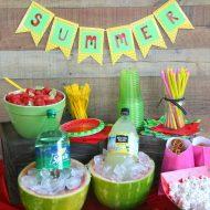 Summer Fun Watermelon Party Ideas