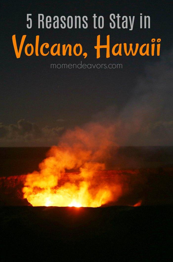 Where Should I Stay On Big Island Hawaii