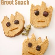 Guardians of the Galaxy Groot Snack