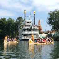 Disneyland's Return of the Classics – Railroad & Rivers of America Fun Facts!