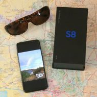 Samsung Galaxy S8 Travel Photography Tips