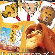 Disney's The Lion King Printable Coloring Pages & Activity Ideas