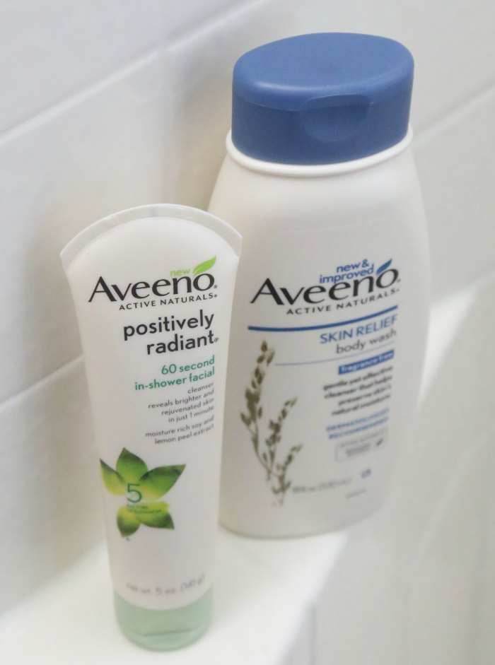 AVEENO bath products