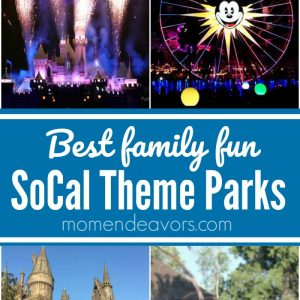 Best Southern California Theme Parks