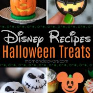 15+ Disney Inspired Halloween Recipes