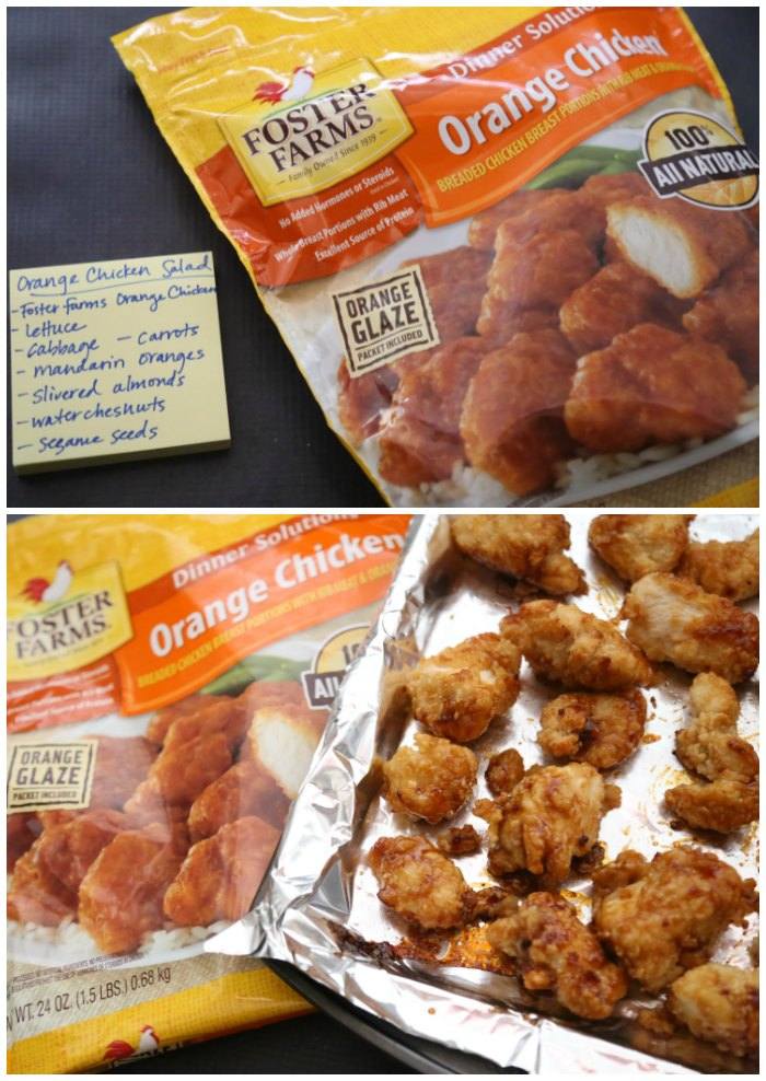 Easy Orange Chicken Salad Recipe Mom Endeavors
