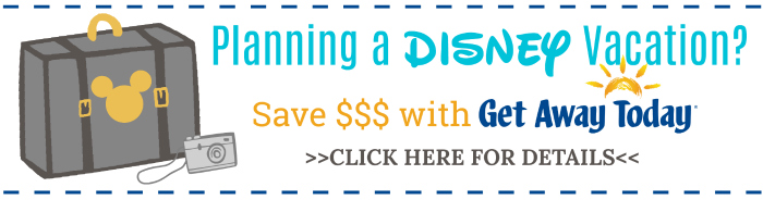 GetAwayToday Disney Coupon