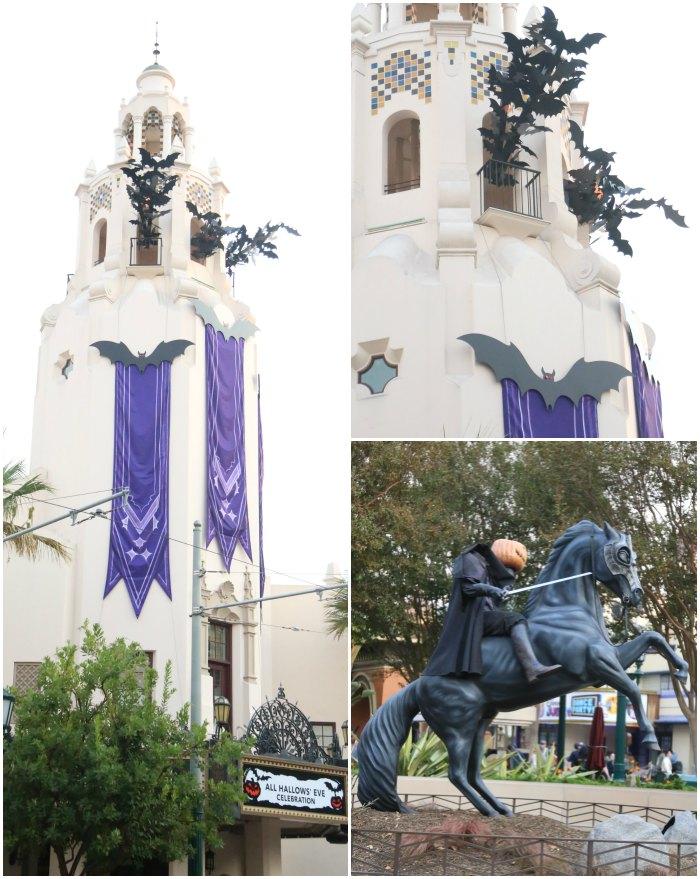 Disney Buena Vista Street Halloween
