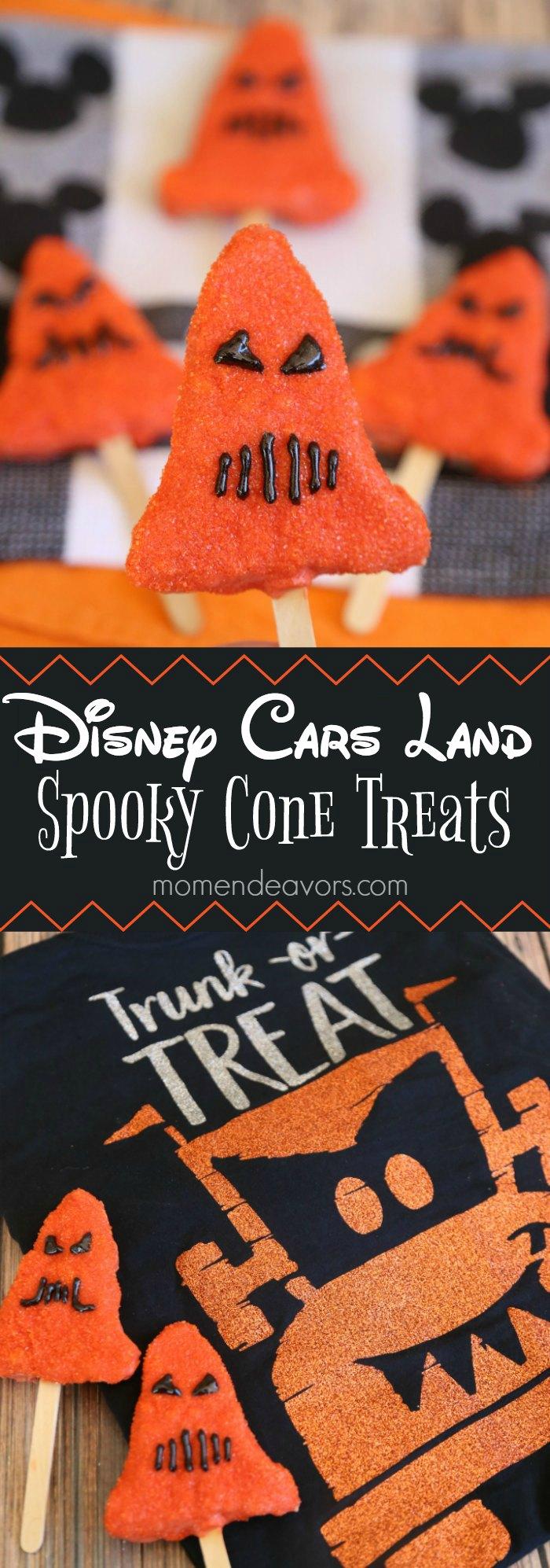 Disney Cars Land Spooky Cone Haul-O-Ween Treats